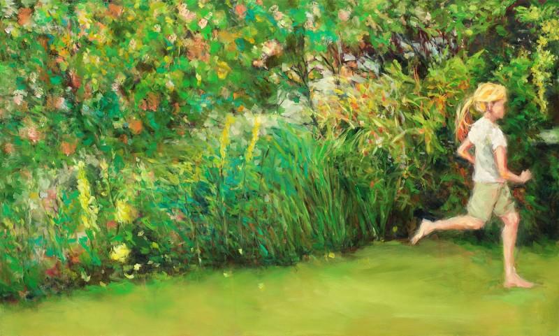 Eri Ishii - Rachel in the Garden II