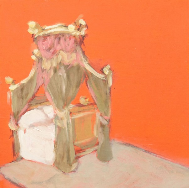 Canopy Bed - Eri Ishii